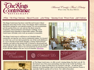 maryland_web_design_restaurants
