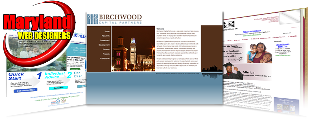 baltimore md web design web design company name ideas